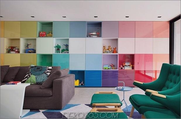 70er-inspirierte Innenausstattung mit Vintage-Mustern und Farbblockierung-10.jpg