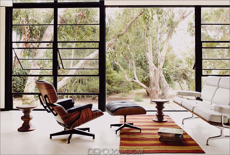 Eames Stuhl und Eames Sofa