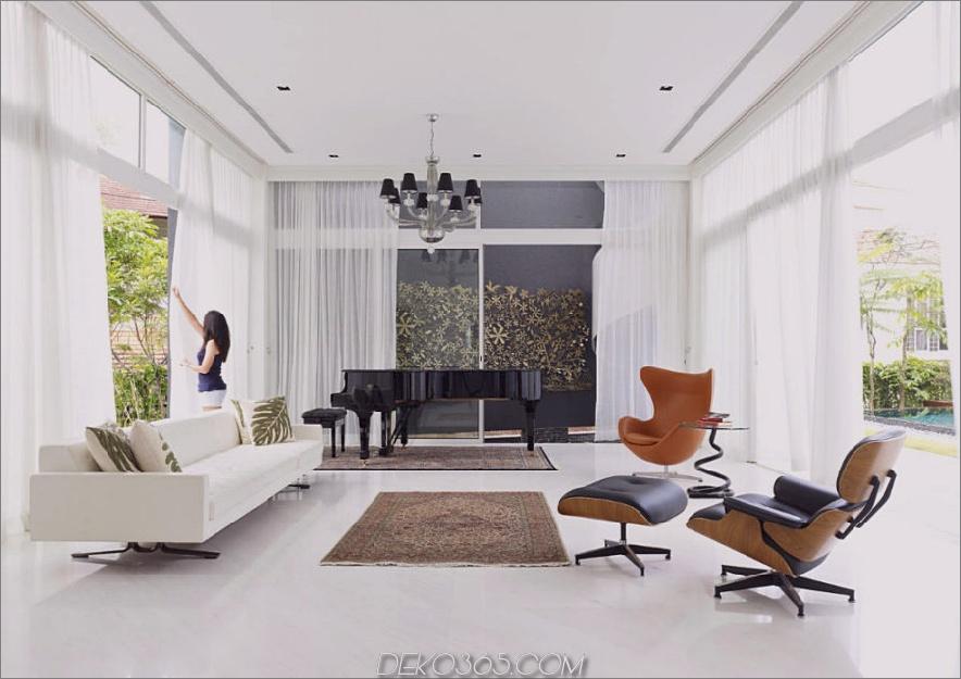 Sunset Residence von Topos Design Studio