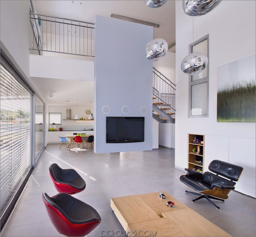 Hasharon House von Sharon Neuman Architects