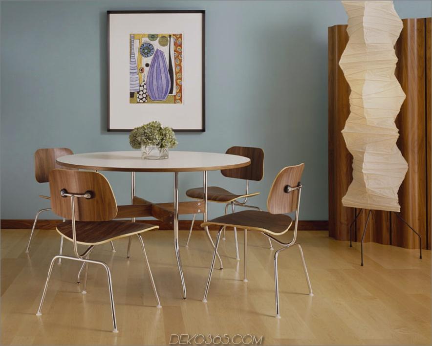 Eames® Formsperrholz Stühle