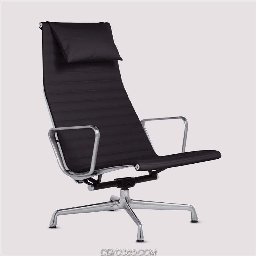 Eames® Aluminium Group Lounge Chair