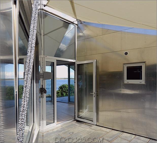 Kleine-Meer-Kabinen-plattierte Aluminium-8-Eingangstür.jpg