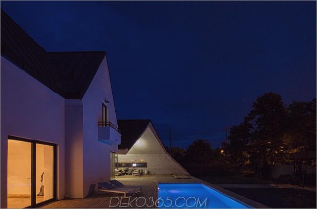 2 asymmetrischer Betonzusatz modernisiert den bestehenden Wohnsitz thumb 630xauto 60090 Asymmetrical Concrete Architecture