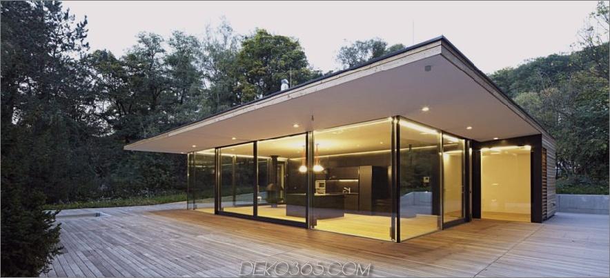 Casa Hainbach Glashaus von MOOSMANN