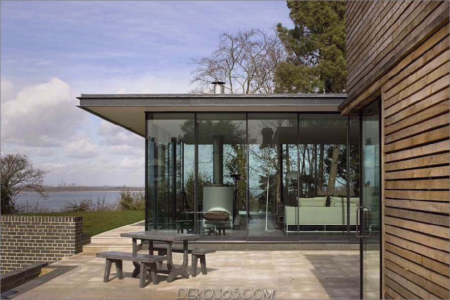 Seeglashaus Design
