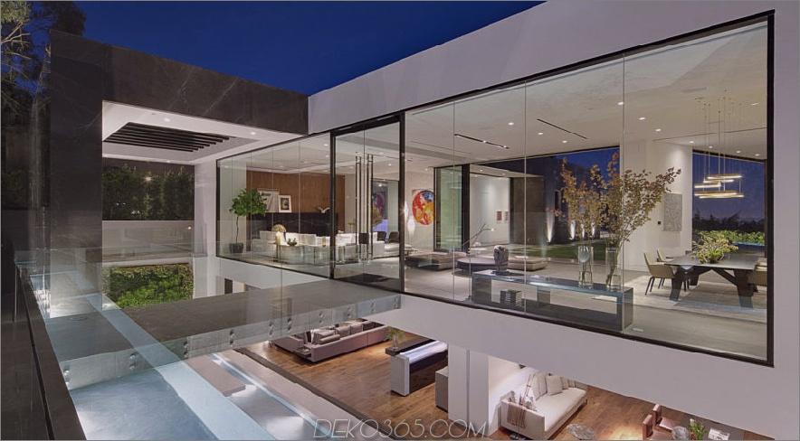Hochhaus aus Glas