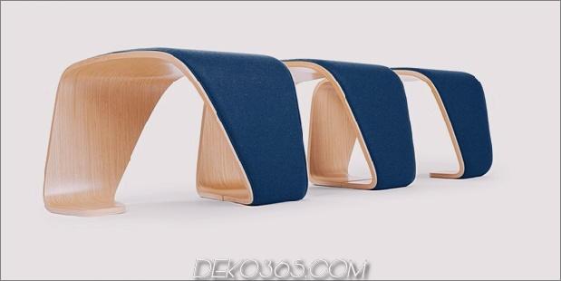 1b Indoor Bänke% 2025 Holzdesigns thumb 630xauto 61715 Ungewöhnliche Indoor-Bänke: 25 Einzigartige Holzdesigns