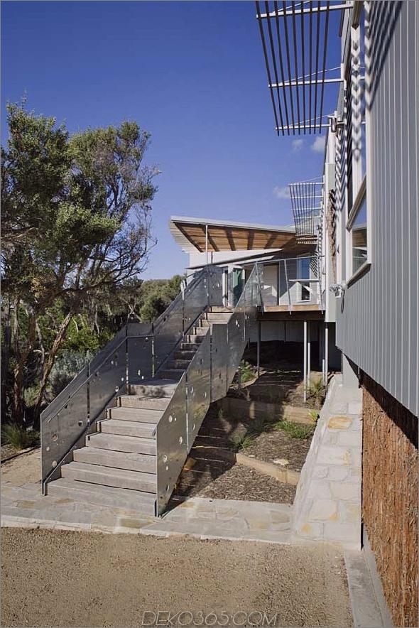 australisches Haus am Strand marcus oreilly 2 Das australische Haus am Strand ist wartungsarm und nachhaltig