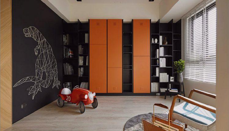 AworkDesign Studio komplettiert ein weiteres modernes Apartment in Taiwan_5c58e0599816c.jpg