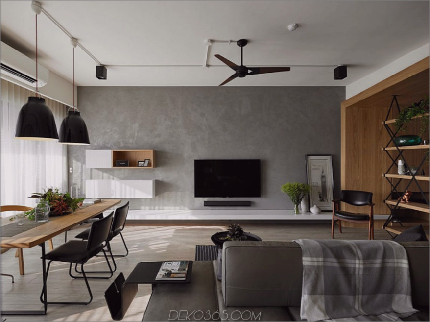 AworkDesign Studio komplettiert ein weiteres modernes Apartment in Taiwan_5c58e05ba1558.jpg