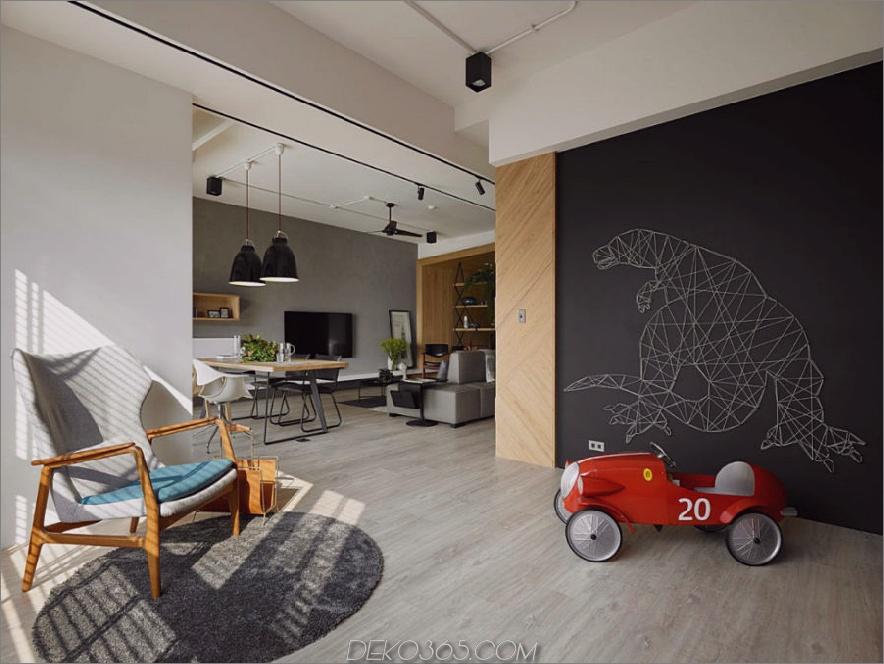 AworkDesign Studio komplettiert ein weiteres modernes Apartment in Taiwan_5c58e0605b435.jpg