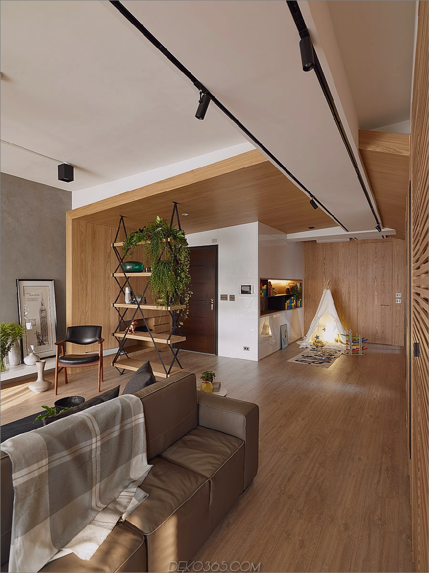 AworkDesign Studio komplettiert ein weiteres modernes Apartment in Taiwan_5c58e0618e338.jpg