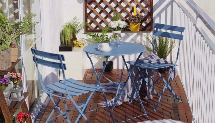 Balkon Stuhl und Tisch Design-Ideen für den urbanen Außenbereich_5c590da559ddd.jpg