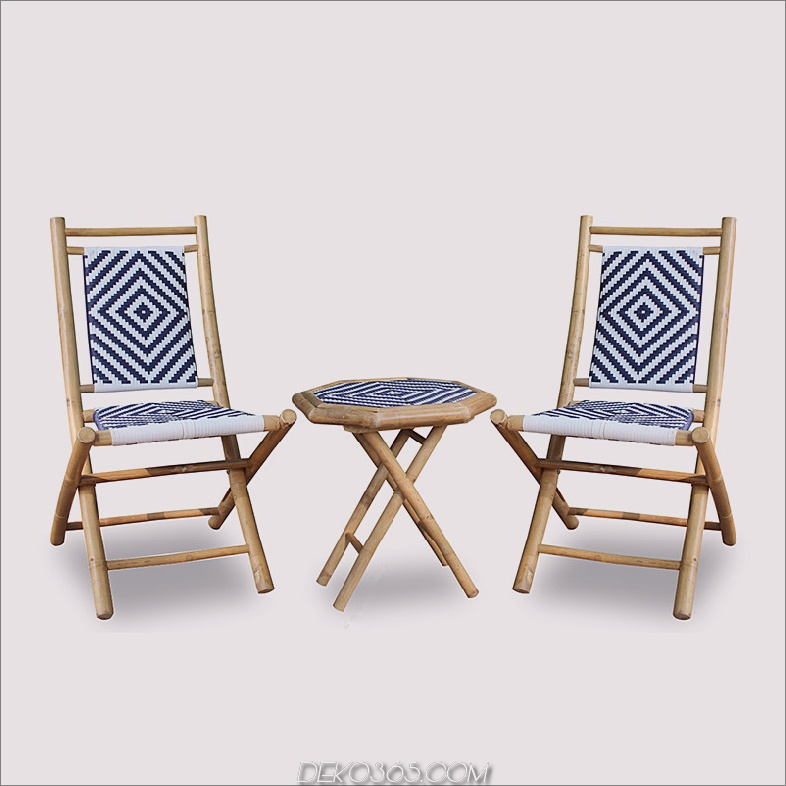 3-teiliges Bistro-Set von Heather Ann