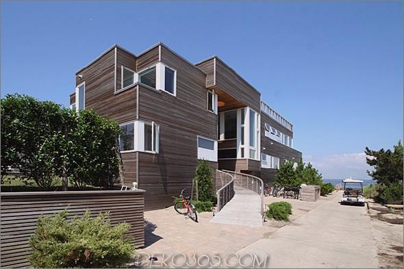 Bay View House Design 1 Bay View House Design: Natürliches, modernes Ferienhaus