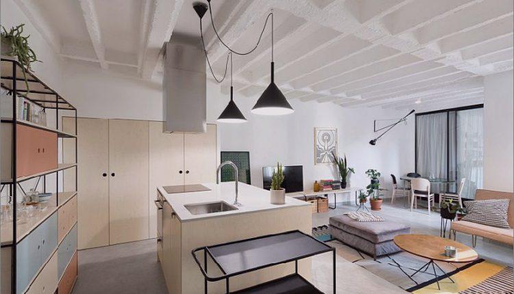 Belgrader Paar verkörpert stilvolles Zuhause zeitgenössisch cool_5c58dfed6c82a.jpg