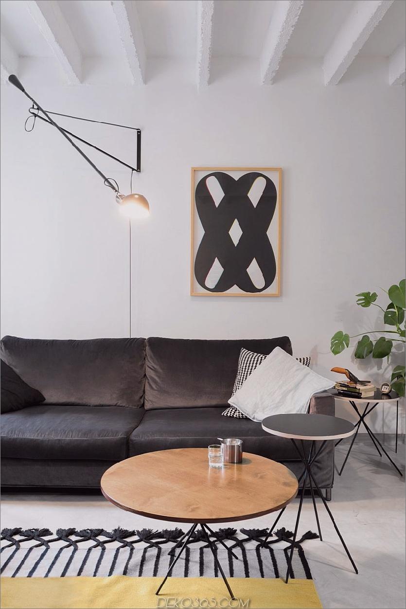 Belgrader Paar verkörpert stilvolles Zuhause zeitgenössisch cool_5c58dfef32250.jpg