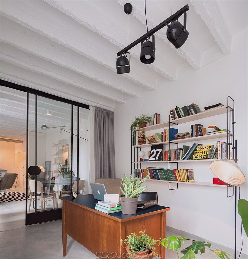 Belgrader Paar verkörpert stilvolles Zuhause zeitgenössisch cool_5c58dff212517.jpg