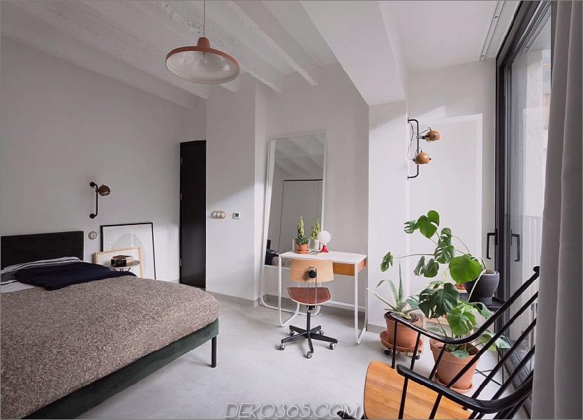 Belgrader Paar verkörpert stilvolles Zuhause zeitgenössisch cool_5c58dff3f3ac2.jpg