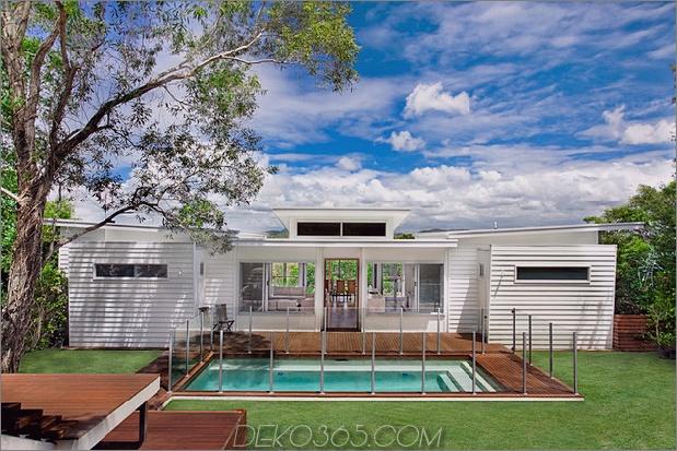 peregian house bietet maßgeschneiderte Lösungen für die Entwicklung des Familienlebens 1 thumb 630x420 10492 Benutzerdefiniertes Einfamilienhaus mit einem einfachen und intelligenten Layout