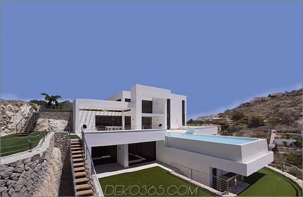 Betonhaus 2. Ebene Pool 360-Grad-Ansichten 1 Äußerer Daumen 630xauto 35744 Betonheim mit 2nd Level Pool und 360-Grad-Ansichten