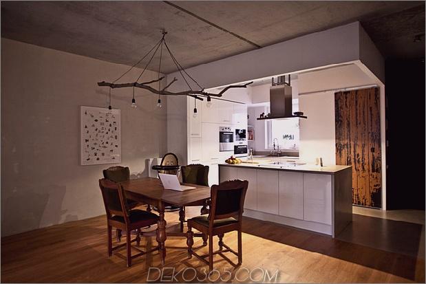 Betonhaus mit waldinspirierten Details 1 thumb 630x420 20784 Betonhaus mit waldinspirierten Details