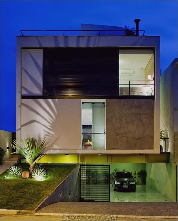 Betonwürfel nach Hause unterstützt 2 gelbe I-Balken 2 Einfahrt Daumen autox781 35708 Betonwürfel nach Hause unterstützt auf 2 gelben I-Balken