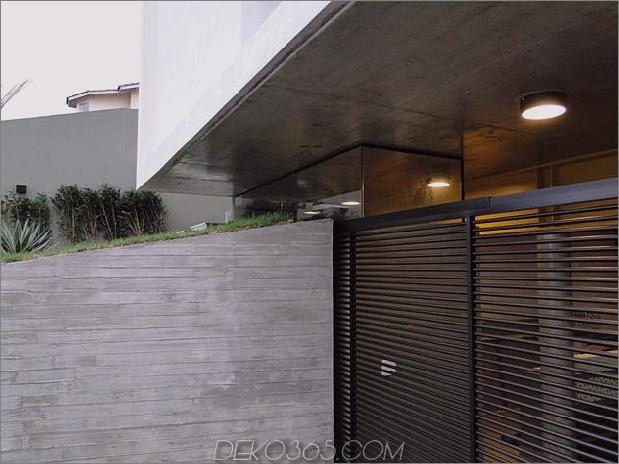 Beton-Würfel-Haus-unterstützt-2-Gelb-ich-Balken-3-Garage-Gate.jpg