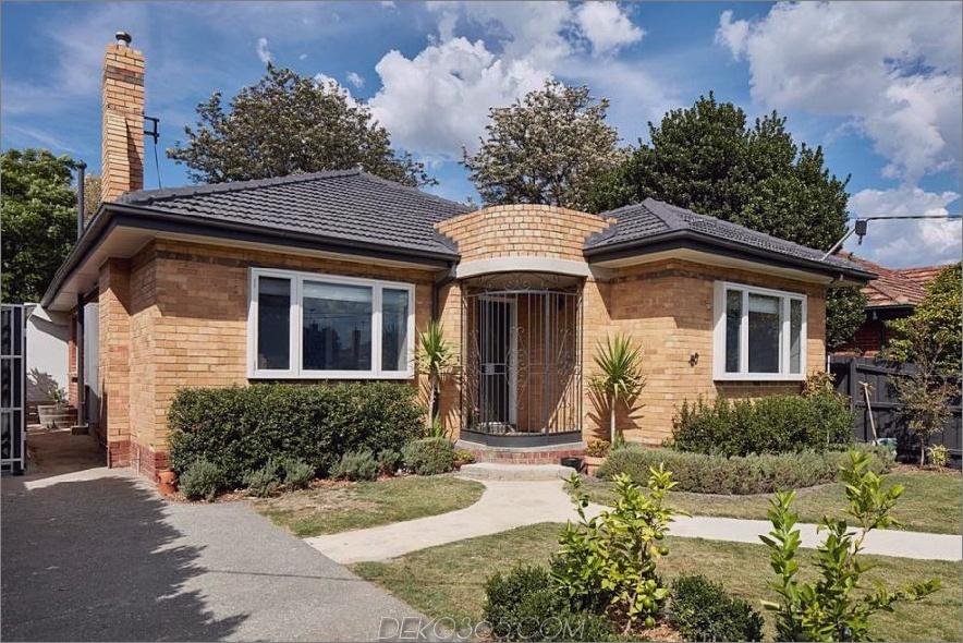 Ursprüngliches Haus 900x600 Breezy And Cool Hauserweiterung der 1960er Jahre in Melbourne
