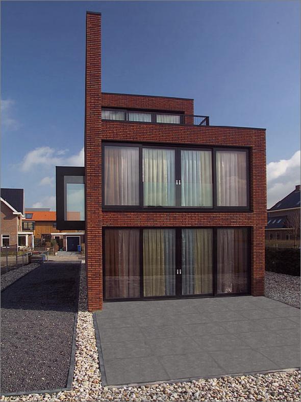 Ziegelmauerhaus-minimalistischer Stil 3.jpg