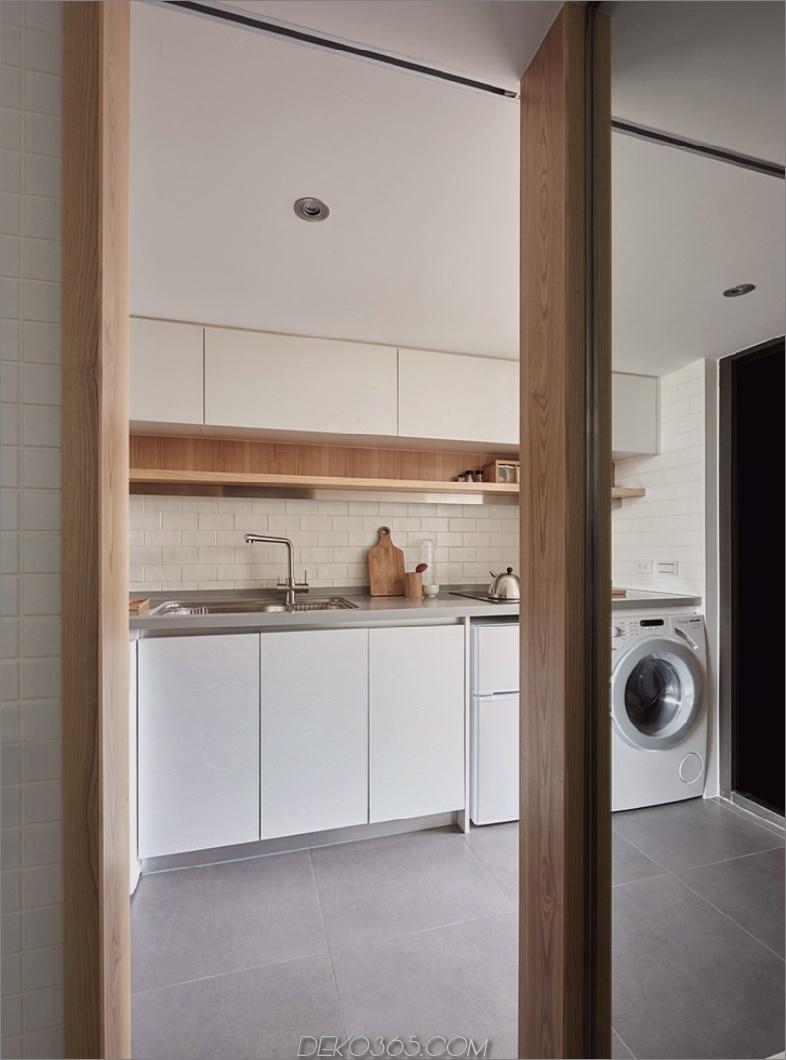 Bei minimalistischer Küche dreht sich alles um Funktionalität