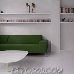 Kompaktes Apartment Design von Amsterdam Architects