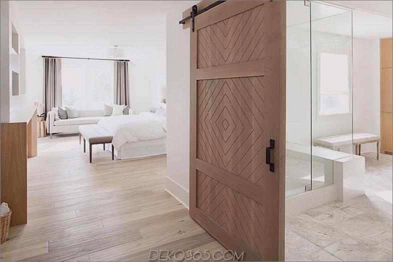 Badscheunentür von Kelly Deck Design