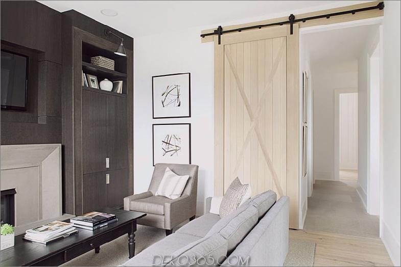 Wohnzimmer von Kelly Deck Design