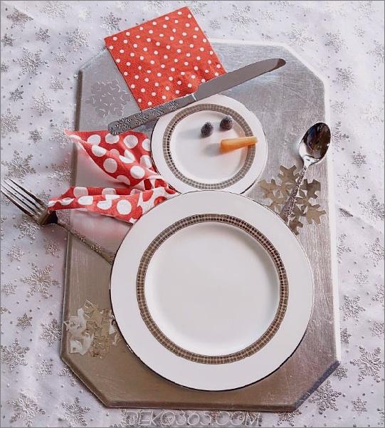 Bunte Weihnachtsdekor-Ideen 1 Bunte Weihnachtsdekor-Ideen: Weiß, Rot, Lila und Türkis