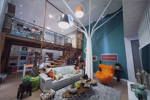 Casa Cor ephemere Innenarchitektur 1 thumb 630x420 23654 Casa Cor Ephemereal Interior Design