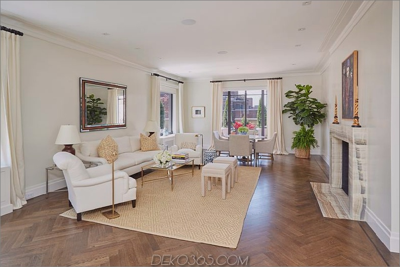 Marilyn Monroes ehemaliges Sutton Place Penthouse