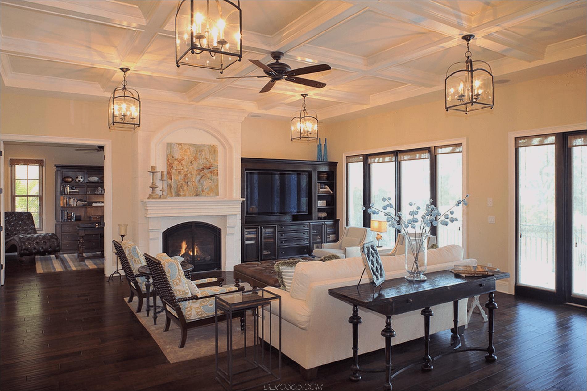 ere Leuchten im Wohnzimmer Charmante Leuchten, die in jedem Raum funktionieren
