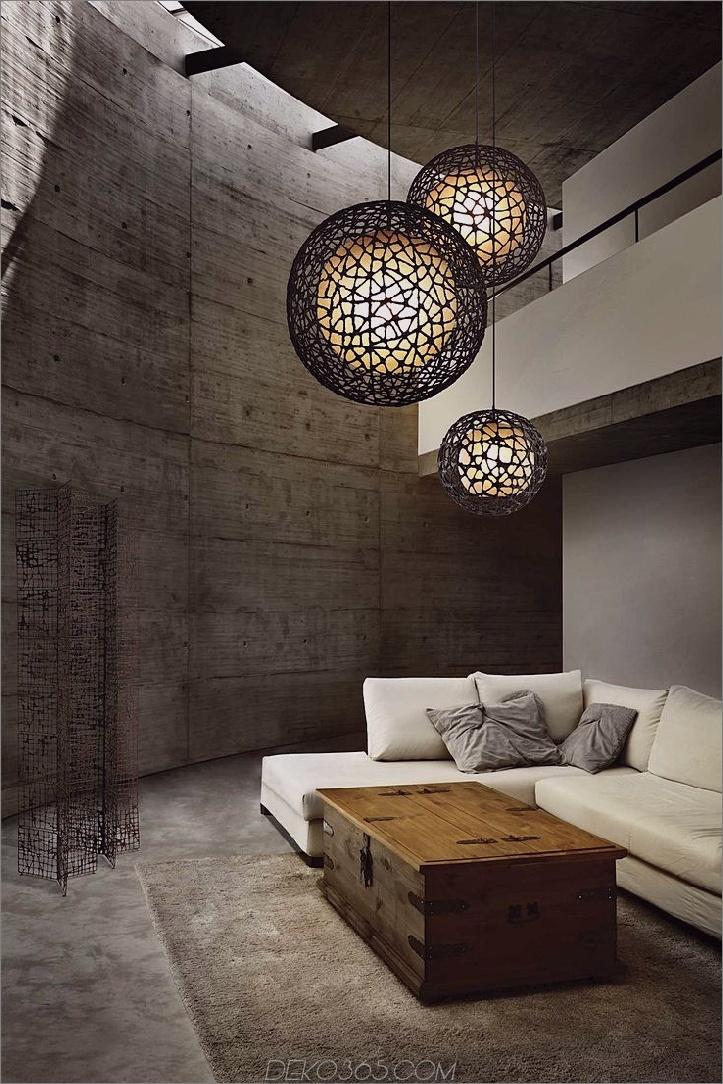 passende Leuchten Charmante Leuchten, die in jedem Raum funktionieren