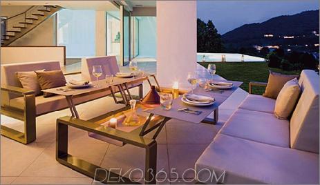 egoparis outdoor furniture kama 1 Schicke Outdoor-Kollektionen von Kama by Egoparis