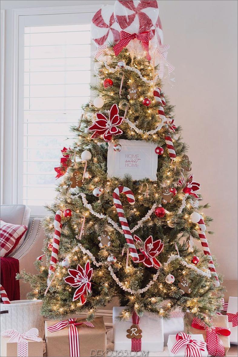 weihnachtsbaum dekorieren ideen candy canes 1541625845 Christbaumschmuck, den Sie jetzt brauchen!