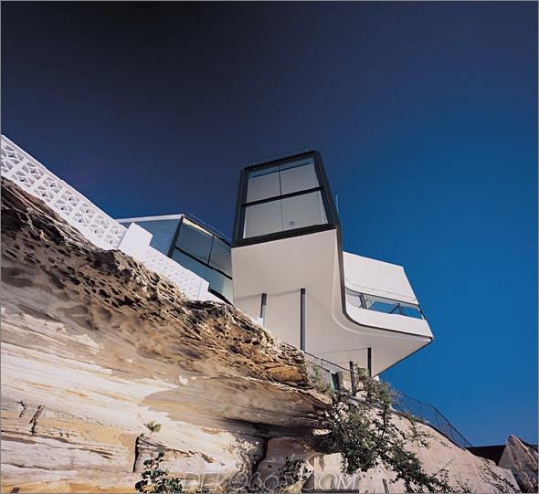 Cliff House-Architektur von Picasso inspiriert 1 Cliff House-Architektur von Modern Picasso Art inspiriert