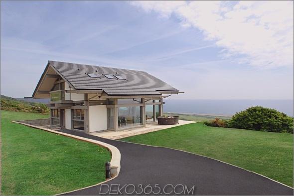 Coastal Cottage Home: Schönes Ferienhaus am Wasser in Großbritannien