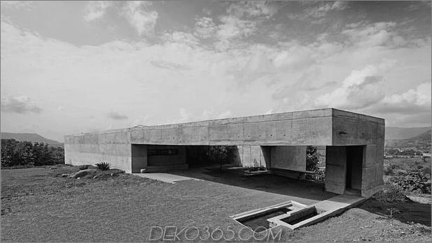 Monsunbeweis Betonpavillon Haus 4 thumb 630xauto 33006 Betonbunker Like House ist Monsoonbeweis
