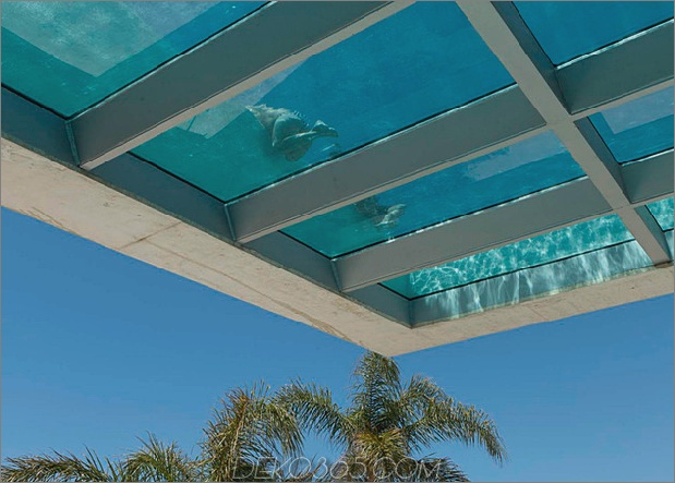 Betonboden Pool Glasboden 2 Pool unten Daumen 630x450 30954 Beton Eigenschaften Pool mit Glasboden