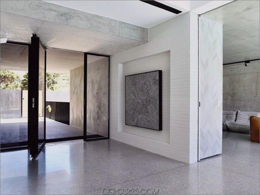 Geräumiges Foyer