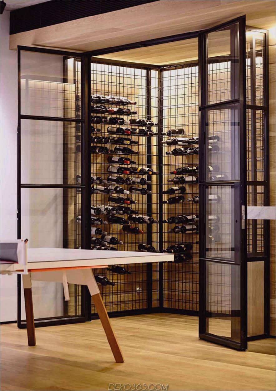 Weinlagerung Idee