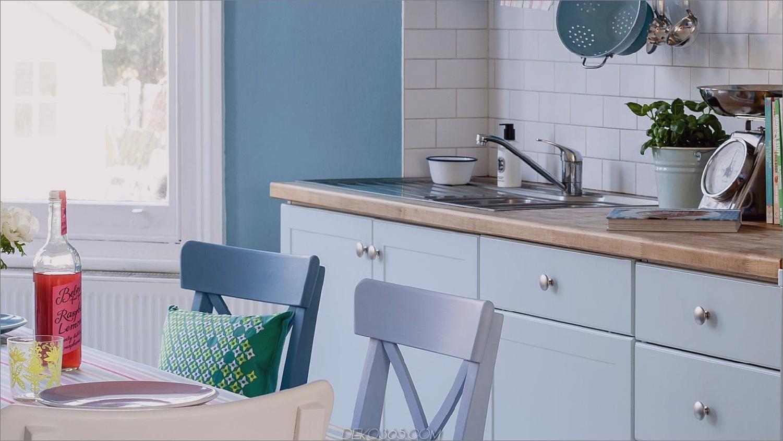Pastell-Tipps in der Küche Cool Kitchen Trends, die 2018 von Storm nehmen
