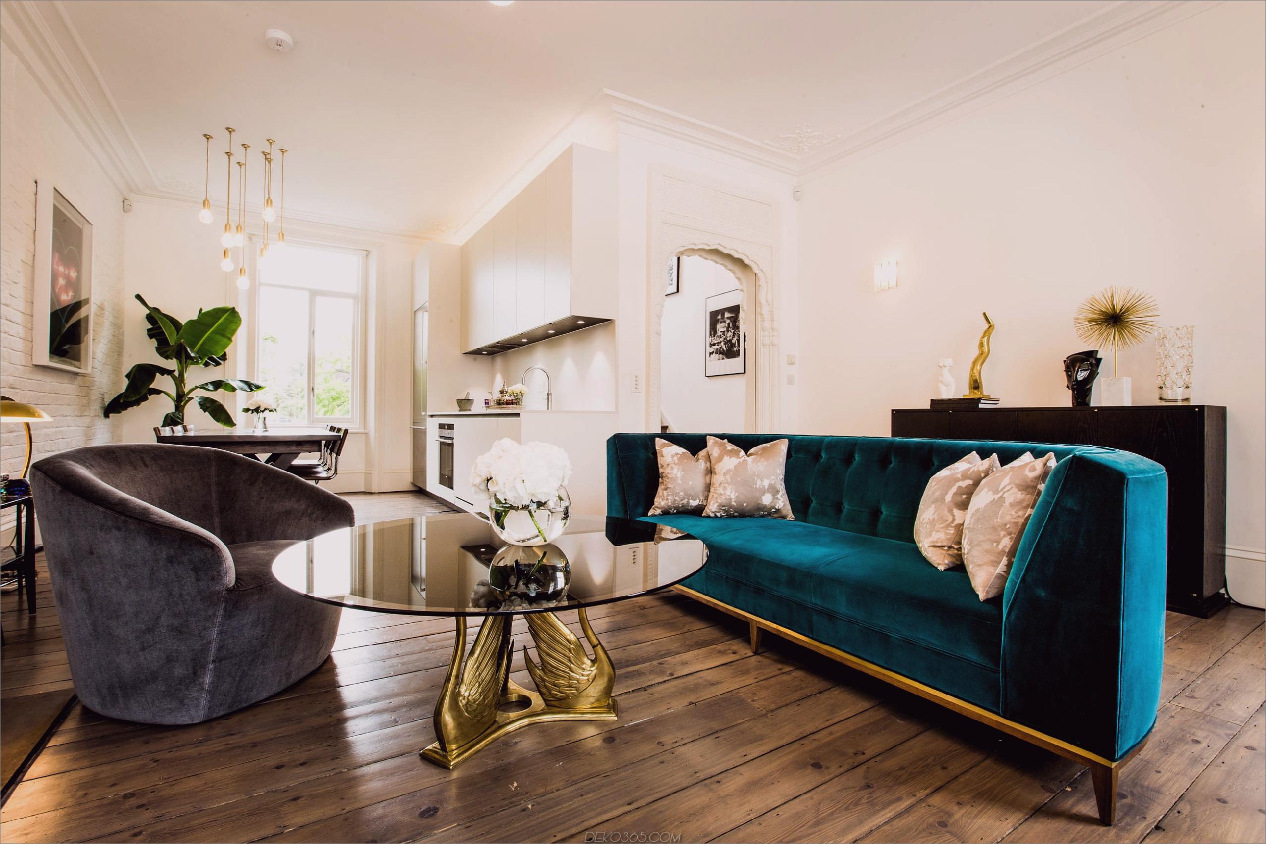 samt sofa Aussage Cool Ways Samt Dekor in Ihr Zuhause zu bringen